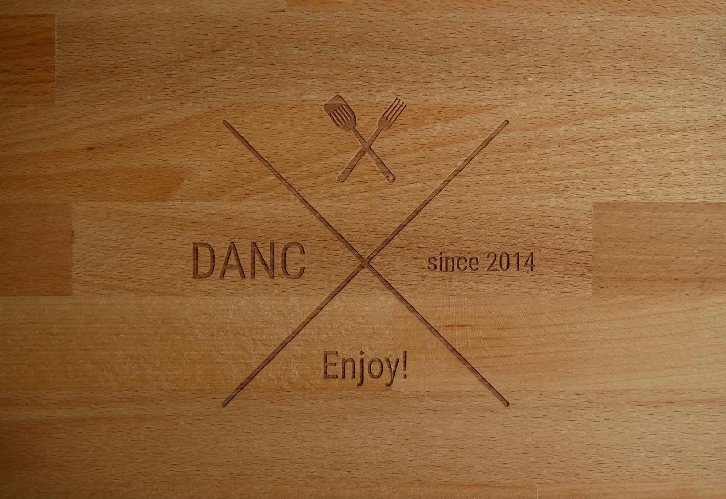 De DANC Broodplank